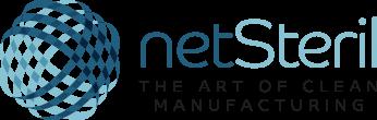 Netsteril Logo