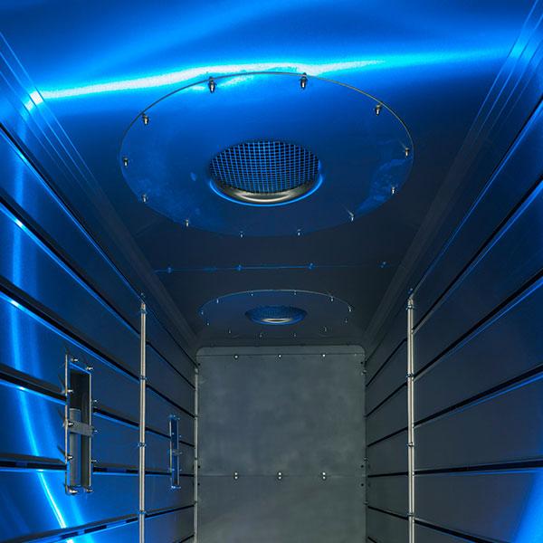 Netsteril Autoclaves de mezcla vapor y aire Bosch SDR interior producto