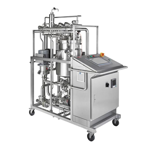 Sistemas CIP/SIP e Inactivación de Bosch Pharmatec distribuido por Netsteril