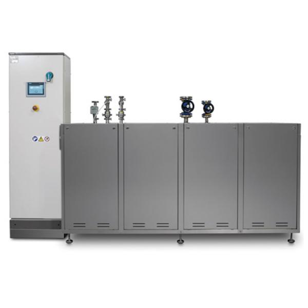 Instalación de limpieza a alta presión IWT S-Line distribuida por Netsteril