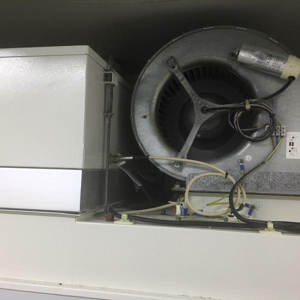 Descontaminación de cabinas de seguridad biológica