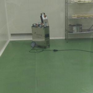 Netsteril descontaminación de Salas y Recintos