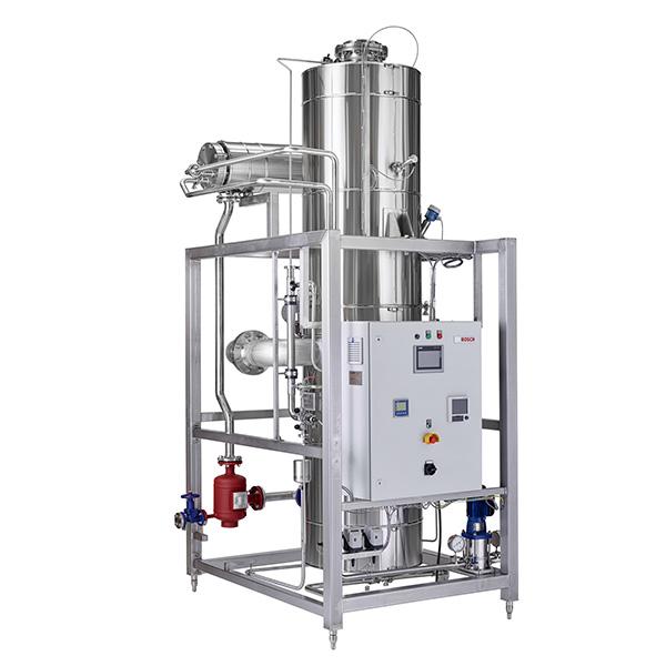 Generadores de vapor puro distribuidos por Netsteril