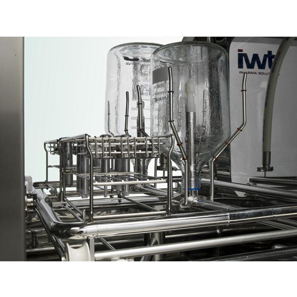 Lavadoras GMP IWT W200-W300 distribuidas por Netsteril