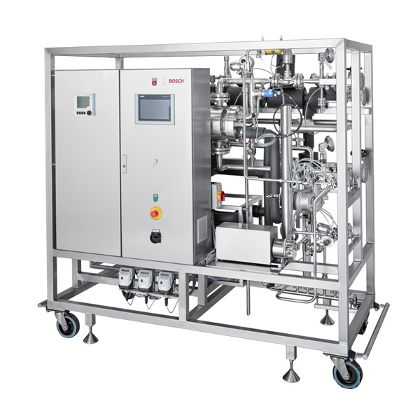 CIP/SIP and Inactivation Systems Bosch Pharmatec distribute by Netsteril