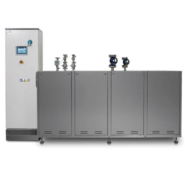 Instal·lació de neteja a alta pressió IWT S-Line distribuida per Netsteril
