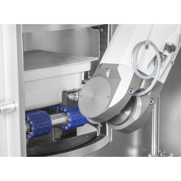 Sistema robotizado de descontaminación de tinas con frascos anidados steriline-Pulsed-Light-Sterilizer-646