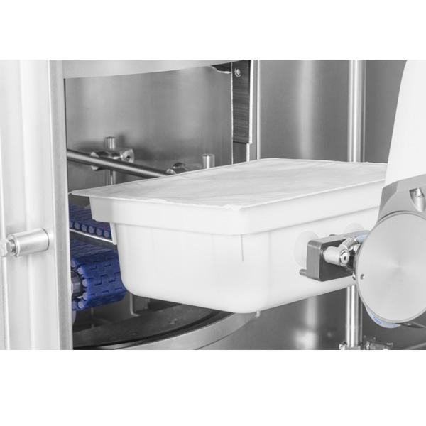 Sistema robotizado de descontaminación de tinas con frascos anidados steriline-Pulsed-Light-Sterilizer-648