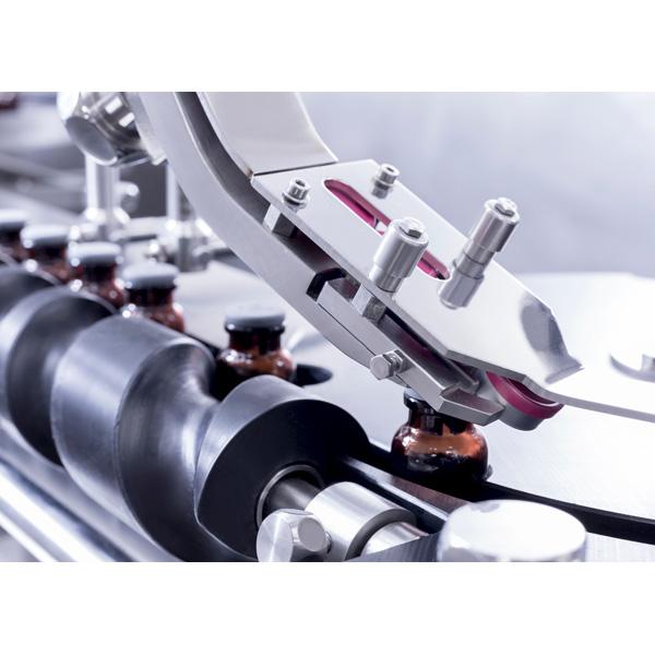 Líneas completas de lavado, despirogenación y llenado de viales a granel: Máquinas de capsulado de viales distribuidas por Netsteril, Steriline 605-Vials-Filling-Line-200-under-ISO