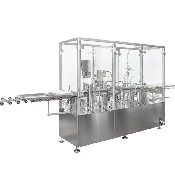 Máquinas de Capsulado de Viales distribuidas por Netsteril