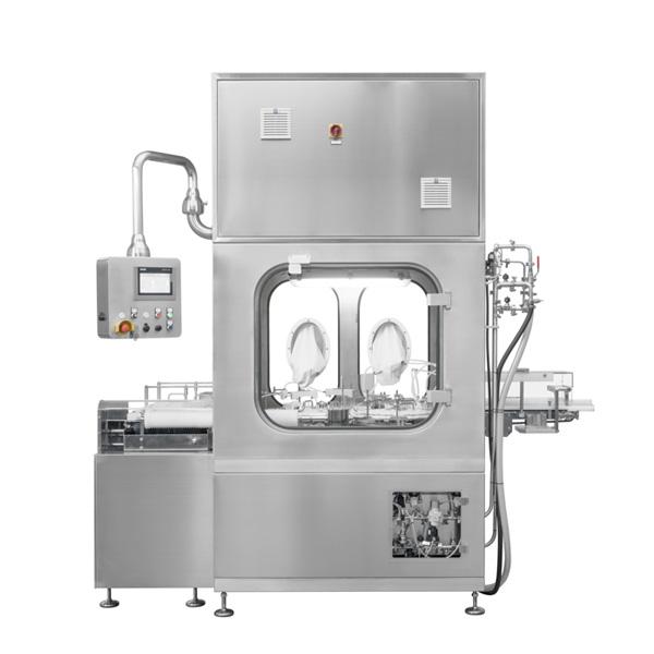 Máquinas de Descontaminación Externa distribuidas por Netsteril