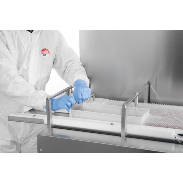 Máquinas de descontaminación externa distribuidas por Netsteril: Steriline-511-EDM1
