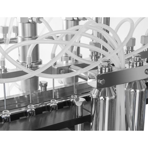 Líneas completas de lavado, despirogenación y llenado de viales a granel: Máquinas de llenado aséptico Steriline-391-VFM200
