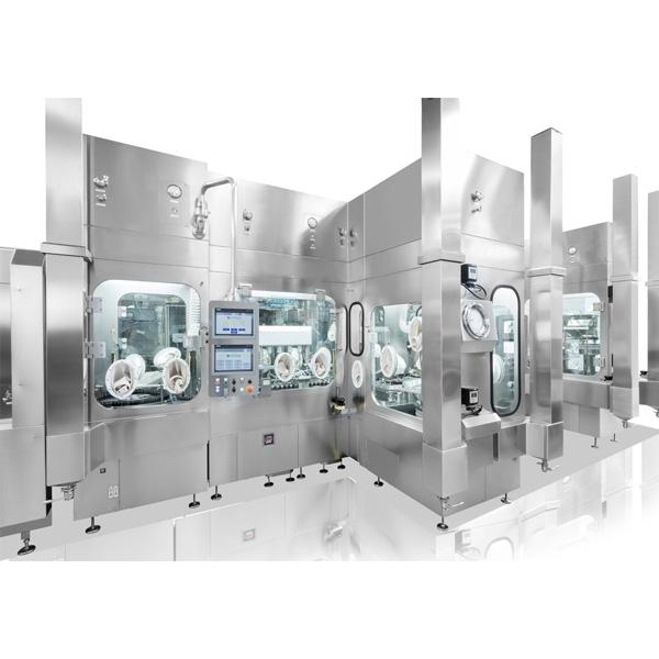 Máquinas de Llenado Aséptico distribuidas por Netsteril