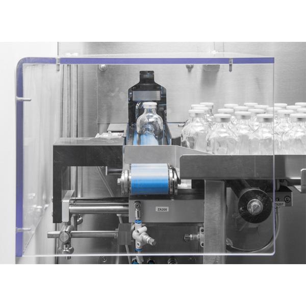 Máquinas robotizadas de descontaminación externa distribuidas por Netsteril: Steriline-EDM-RHP-2