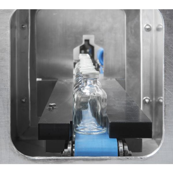 Máquinas robotizadas de descontaminación externa distribuidas por Netsteril: Steriline-EDM-RHP-3