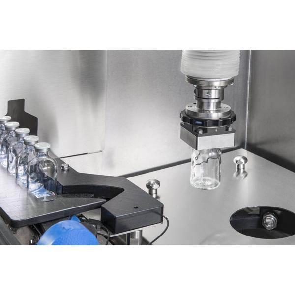 Máquinas robotizadas de descontaminación externa distribuidas por Netsteril: Steriline-EDM-RHP