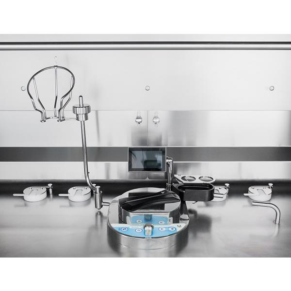 Aisladores para test de esterilidad distribuidos por Netsteril