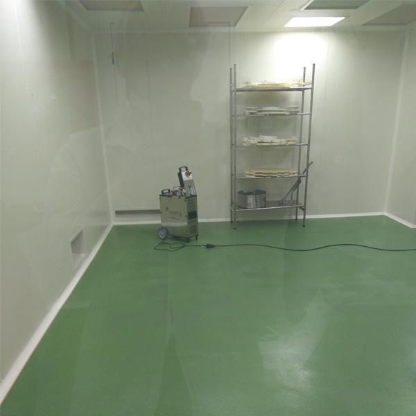 Descontaminación de Salas y Recintos