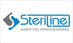 Logotipo Steriline partner de Netsteril