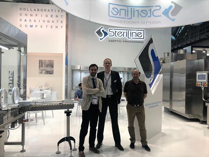 Netsteril llega a un acuerdo de representación con Steriline en España