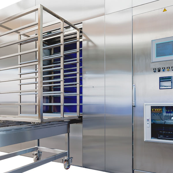Autoclaves de mezcla vapor y aire Syntegon de Netsteril