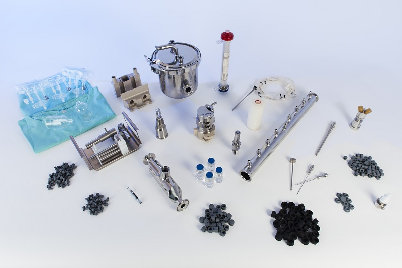 Aplicaciones autoclaves de vapor saturado Syntegon de Netsteril