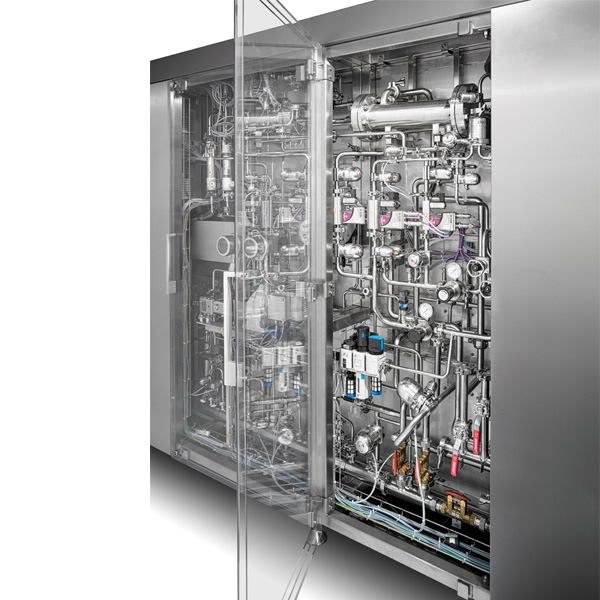 Bioreactores y sistemas para bioprocesos Syntegon de Netsteril