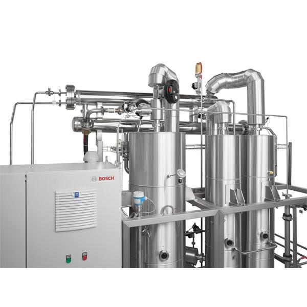 Destiladores de múltiple efecto Syntegon de Netsteril