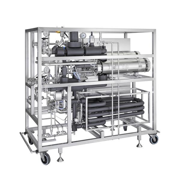 Sistemes CIP/SIP i Inactivació Bosch Pharmatec distribuits per Netsteril