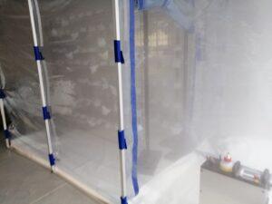 Dosysmit decontamination unit